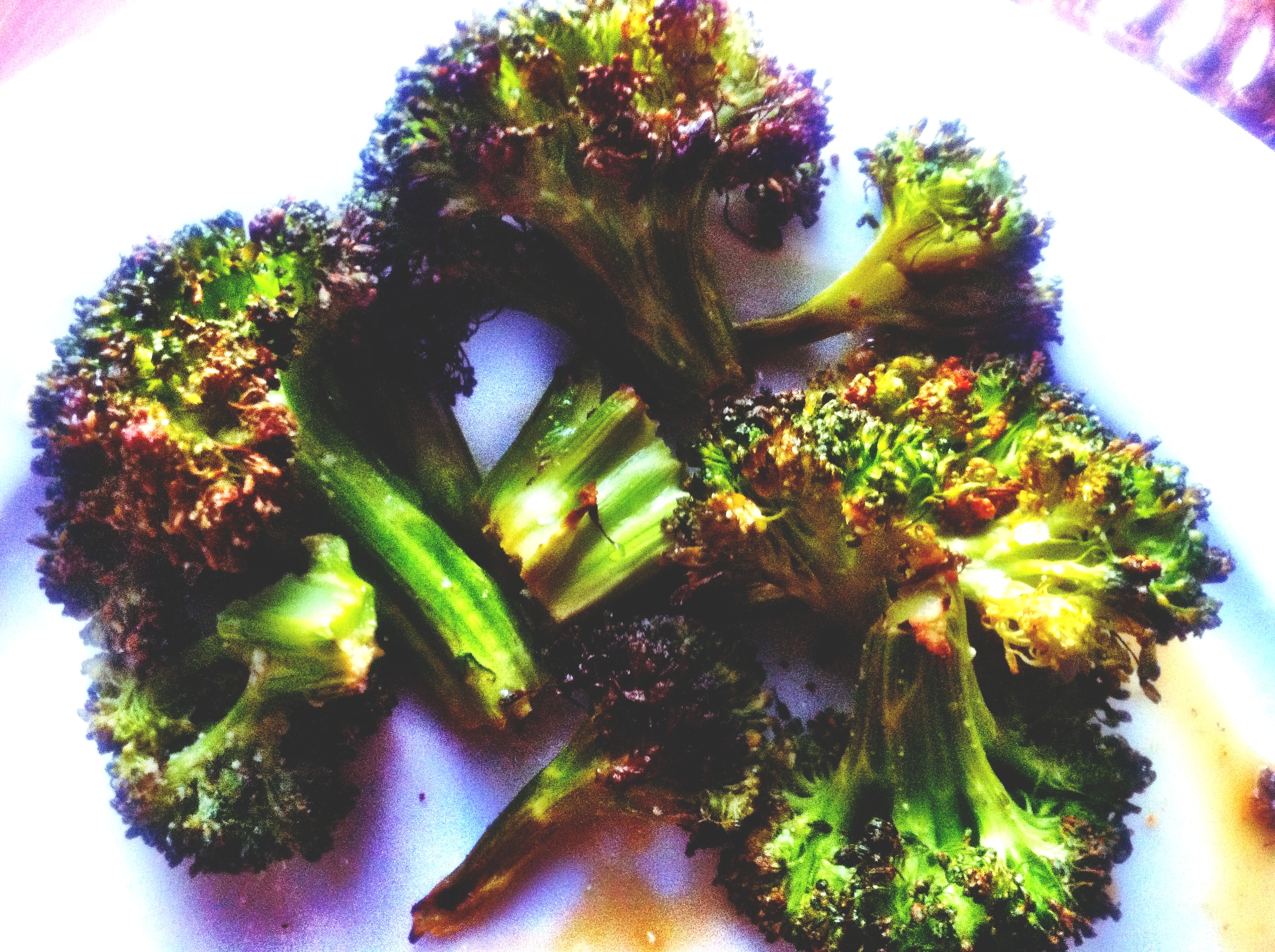 Crispy Broccoli