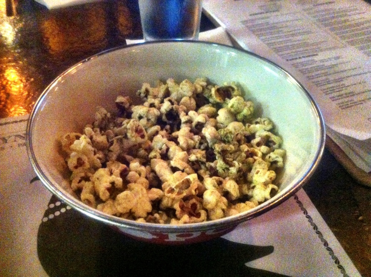 Thyme & Butter Popcorn