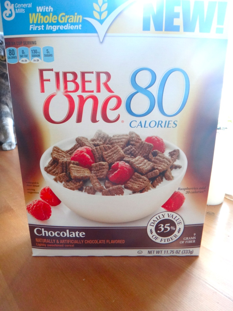 Fiber One Chocolate