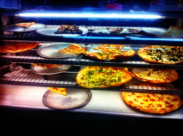 Bronx Pizza Counter