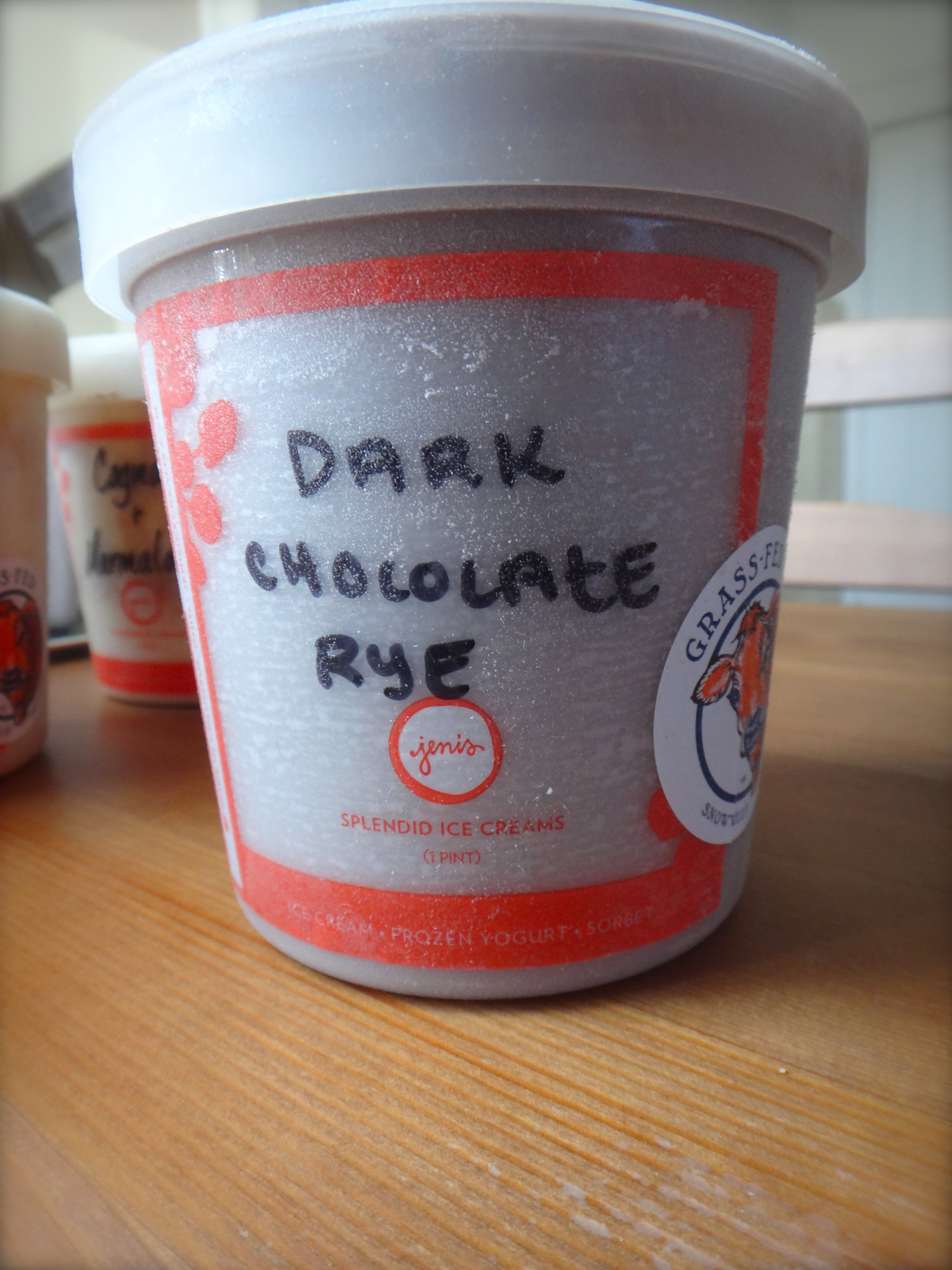 Zelda Collection: Jeni's Dark Chocolate Rye