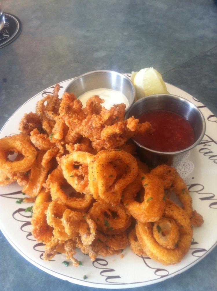 Jayne's Calamari