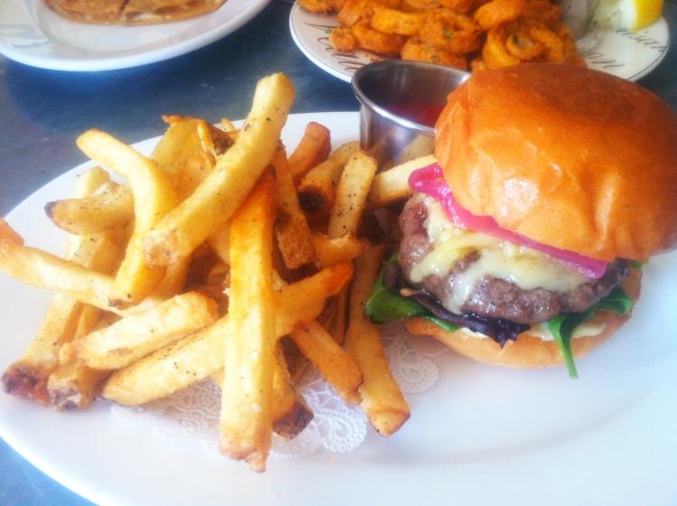 Jayne's Baby Burger