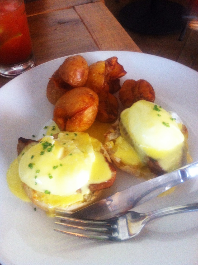 Traditional Benedict