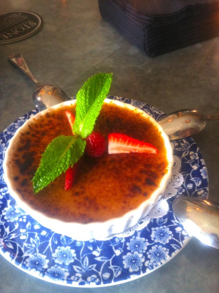 Caramel Crème Brûlée