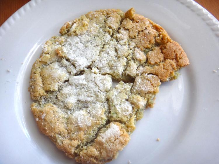 Mojito Cookie