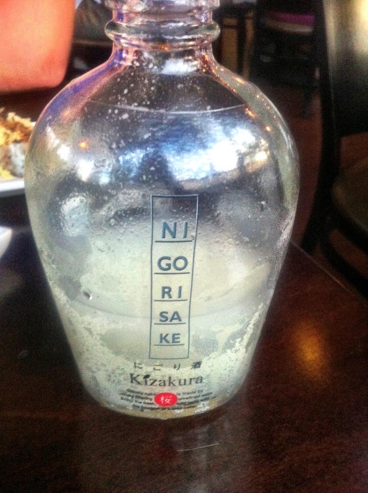 Nigori Sake