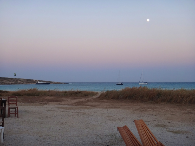 Sunset in Pori