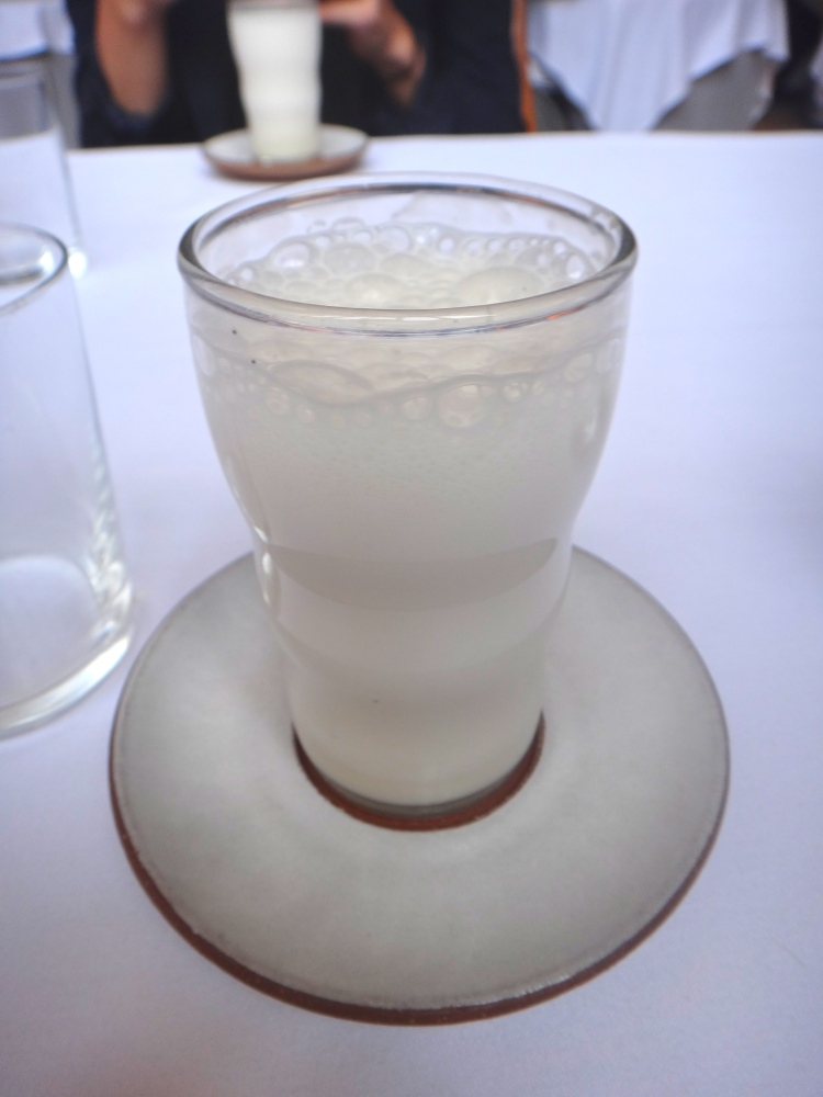 Malt Egg Cream