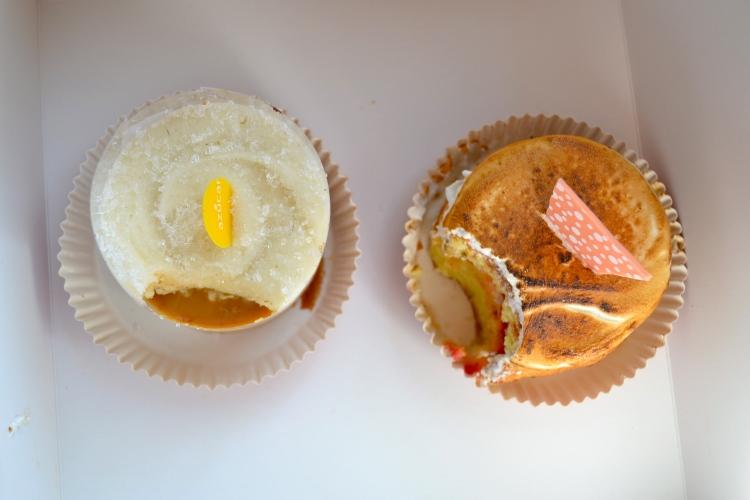 Azucar Cakes