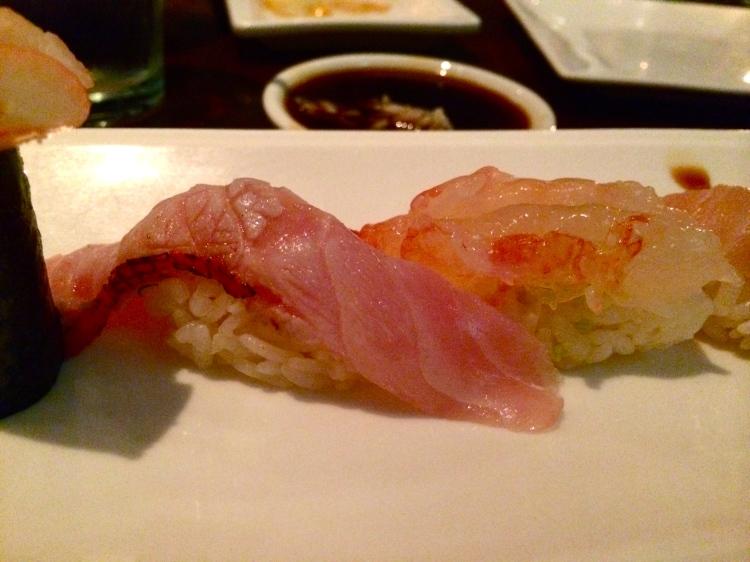 Perfectly Draped Sushi